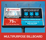 Multipurpose Business Corporate Magazine Ad